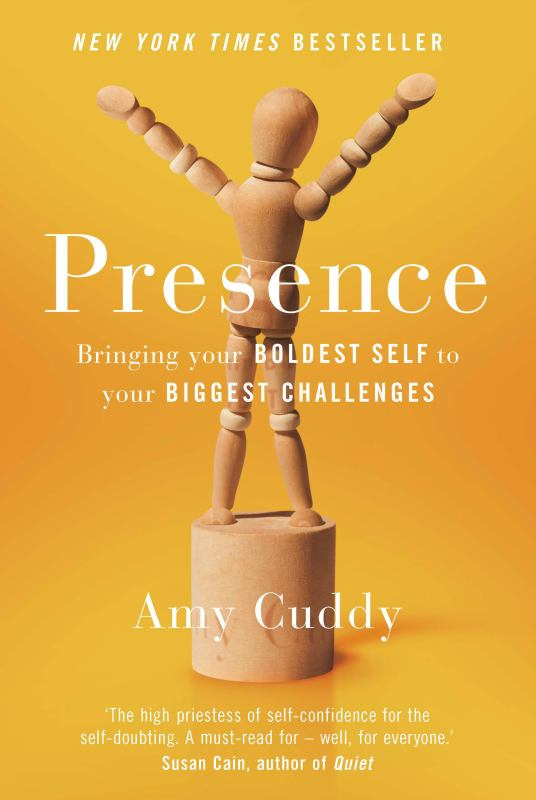 Get Professional Presence! Six Tips From Dr. Amy Cuddy